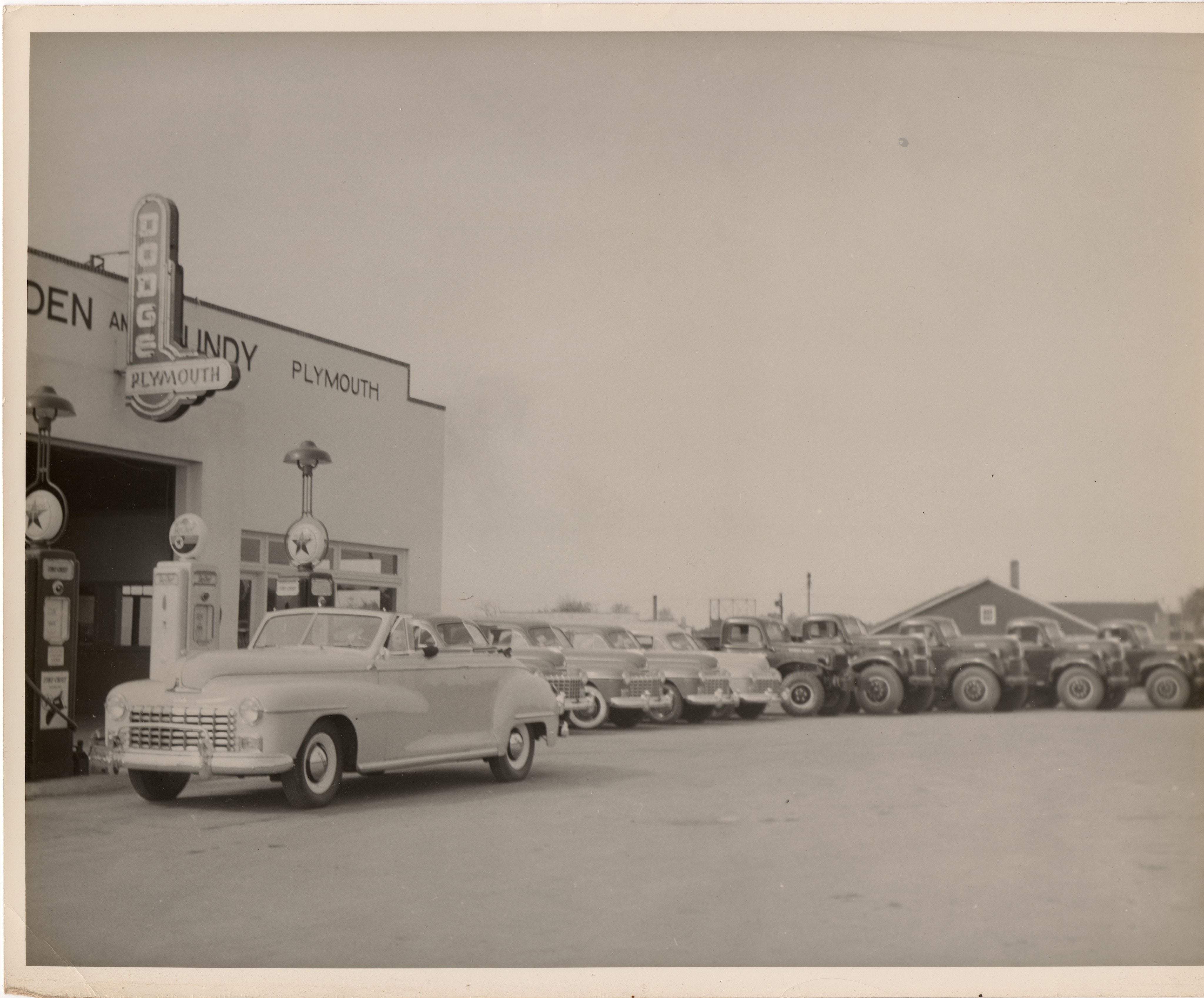 Our Dealership History